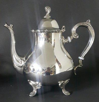 410高級英國鍍銀壺 Vintage Silverplate Ornate (未使用近全新)