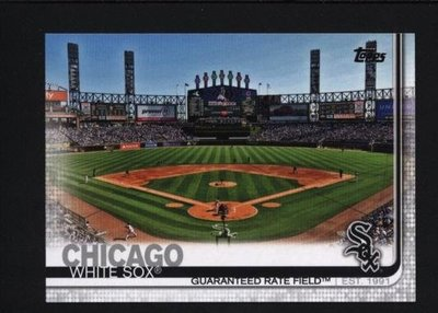2019 Topps Series 2 #527 Guaranteed Rate Field - Chicago White Sox