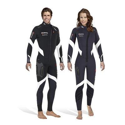 台灣潛水---MARES   New FLEXA 3-2-2新超彈性防寒衣