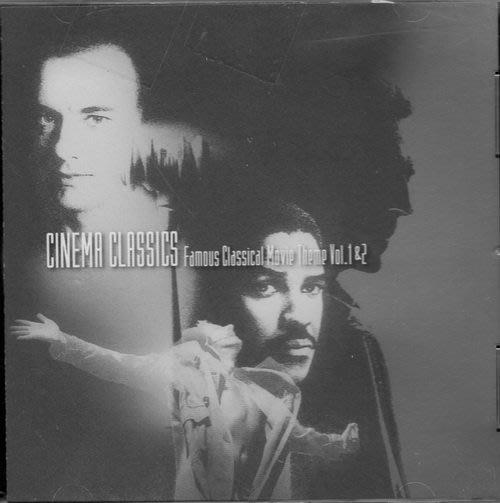 【出清價】CINEMA CLASSICS FAMOUS CLASSICAL MOVIE THEME ---JCD3111