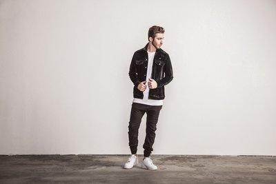 【日貨代購CITY】2015SS Publish Ryker 縮口 束口褲 加強 剪裁 黑色 現貨 2月新款 特