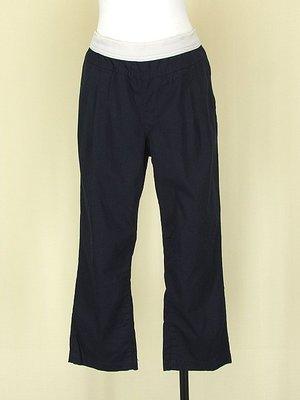 ◄貞新二手衣►HODOO 正韓組 黑色棉質7分褲內搭褲M號(75114) 新北市