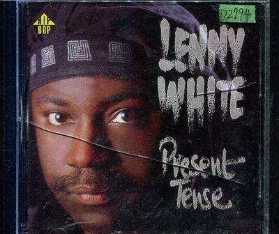 *還有唱片四館* LENNY WHITE / PRESENT TENSE 二手 D2794 (殼破)