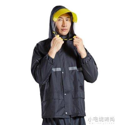 燕王外賣雨衣雨褲套裝分體防水成人男女徒...
