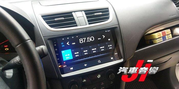 **Ji汽車音響** SWIFT CONVOX GT-2系列 四核/八核心 正版授權導航 IPS高解析 手機鏡像