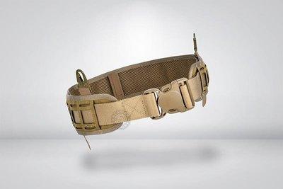 [01] 領航者 可調式 勤務腰封 沙 ( 皮帶 腰帶 外腰帶 S腰帶 戰術腰帶 配件 槍套 腰掛 腿掛 槍包 腰包