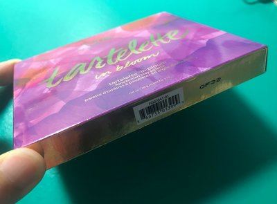 全新 現貨 Tarte Tartelette in Bloom 眼影盤