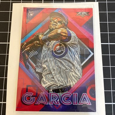 Ronel Garcia 2020 Topps Fire Flame #140 RC