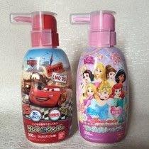 BANDAI 公主或反斗車王圖案2合1兒童洗頭水 SHAMPOO - PRINCESS 300 ML
