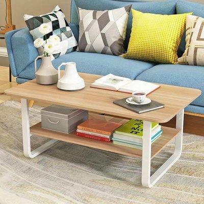 茶幾茶幾簡約現代茶幾小戶型矮桌小桌子咖啡創意桌組裝客廳邊幾茶幾LX榮耀 新品