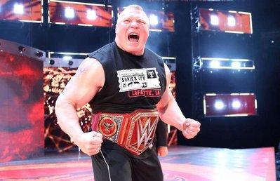 ☆阿Su倉庫☆WWE摔角 Universal Championship Replica Belt 全球冠軍金屬版冠軍腰帶