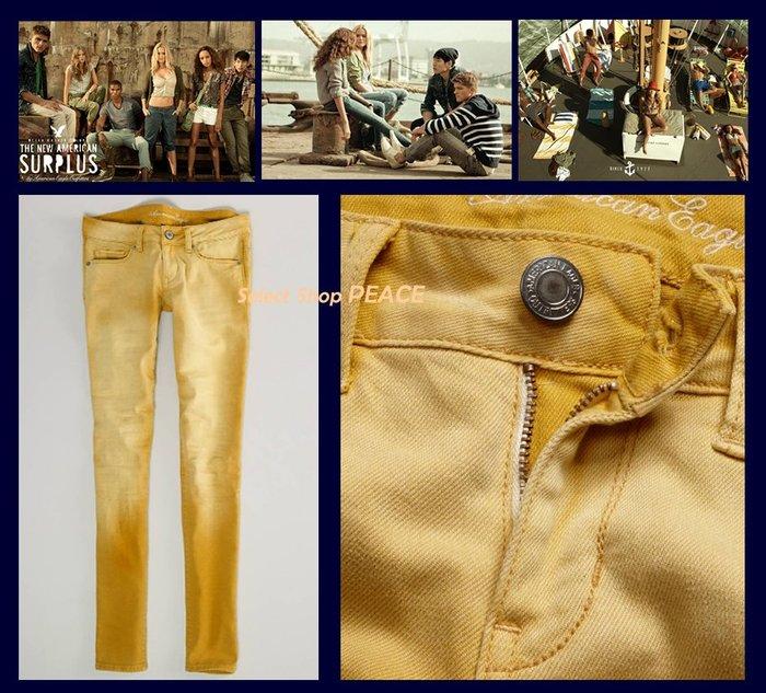 American Eagle 美國【現貨↘打5折】2/4/6號 彈性 窄管 牛仔褲 Skinny Jean