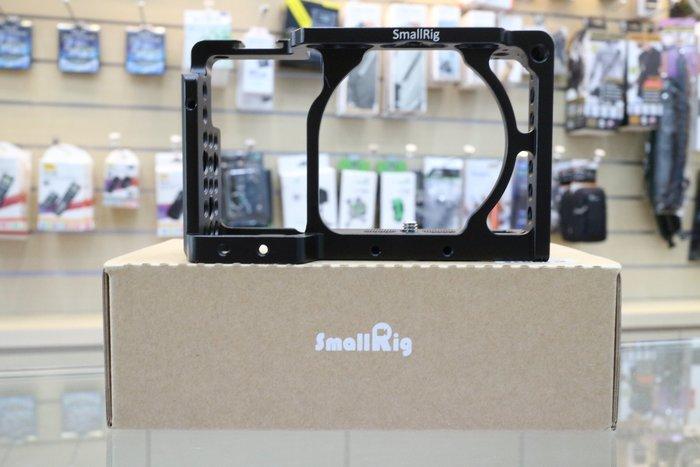 【日產旗艦】SmallRig Sony A6000 A6300 A6400 A6500 承架 提籠 框架 兔籠 擴充支架