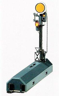 傑仲 博蘭 TRIX Semaphore Distant Signal electrically T66760 N