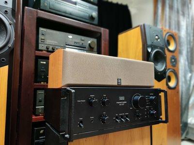 YAMAHA NS C55 前置中置喇叭 稀有品相乾淨極少使用痕跡【超值美聲 歡迎試聽】