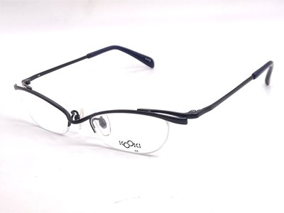 【本閣】增永眼鏡masunaga/KOOKI SN4340 日本手工眼鏡 鈦合金半框 999.9 masaki tony