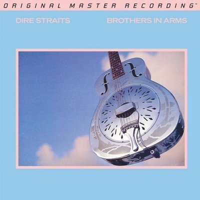 SACD Dire Straits - Brothers In Arms (Numbered Limited )