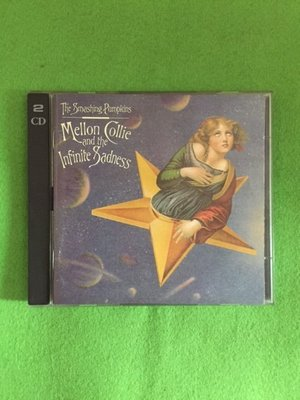 ~春庄生活美學小舖~2手2CD      THE SMASHING PUMPKINS--MELLON COLLINS