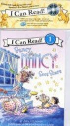 *小貝比的家*FANCY NANCY SEE STARS L1 /平裝書+CD