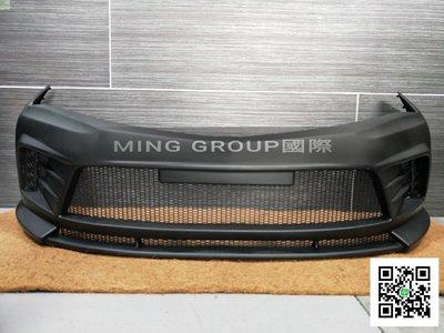 MING GROUP國際 ALTIS 11代 韓版 前保桿 ABS材質