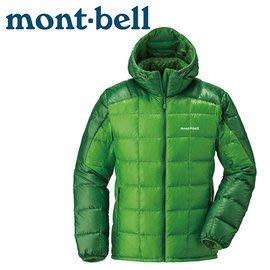 丹大戶外 日本【mont-bell】Light Alpine 800FP男款羽絨外套/苔綠 1101464 FO/CT