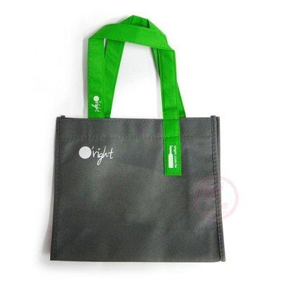 便宜生活館【提袋】歐萊德 O'right 髮色橘子 提袋 短型 小布袋 禮物袋 餐盒袋(1個5元) 全新商品 (可超取)