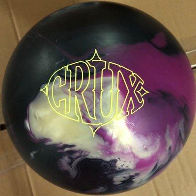 美國進口保齡球STORM品牌Crux風暴曲球直球玩家喜愛的品牌13磅