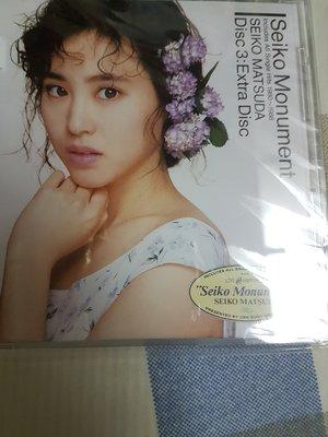 松田聖子seiko matsuda monument disc 3