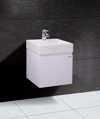 @東崧廚衛@凱薩 列紋德浴櫃組 LF5255A(50*50*51.5CM)-未含龍頭-小空間專用系列二
