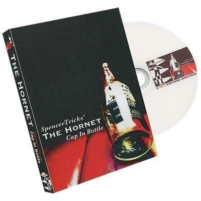 【意凡魔術小舖】劉謙胡凱倫2014 The Hornet--終極版瓶蓋入瓶+DVD+道具cyril
