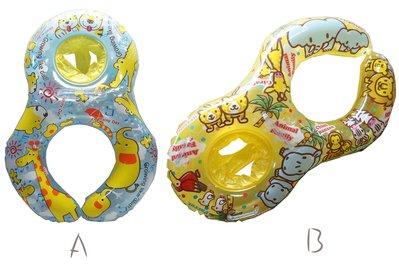 佳佳玩具 ----- 可愛動物款 親子 泳圈 ABC母子圈 親子 游泳圈  110*80CM 【YF12961】
