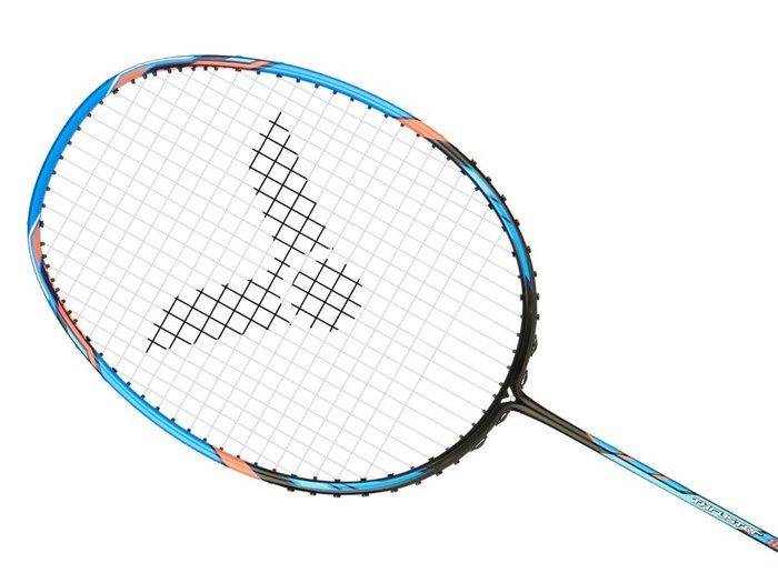 【綠色大地】VICTOR 突擊-TK-HAWK F 高強韌碳纖維羽拍 TK-HAWK F 羽毛球拍 羽球拍 優乃克