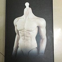 1/6 coo action figure 包膠 muscle body