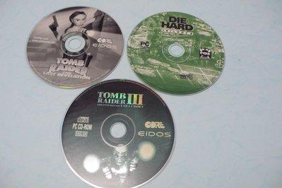 紫色小館70-7--------TOMB KAIDER III  DIE HARD  TOMB RAIDER