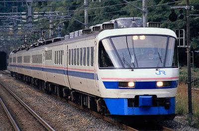 [玩具共和國] TOMIX 98750 JR 485系特急電車(スーパー雷鳥)基本セットA