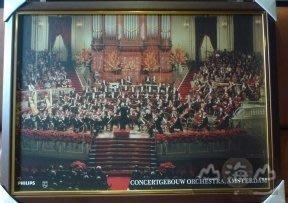 古典海報裱框 --阿姆斯特丹交響樂團 / 阿姆斯特丹交響樂團