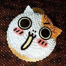 甜點兒窩廚房 爆笑貓 搞笑貓 造型蛋糕 生日蛋糕