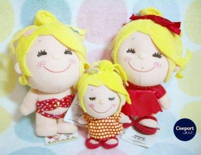 一番街禮物專賣店☆日本帶回☆水森亞土--開朗陽光女孩娃娃~大隻價~超可愛值得收藏喔^^