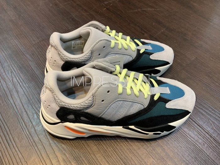 【IMPRESSION】adidas Originals Yeezy Boost 700 B75571 現貨