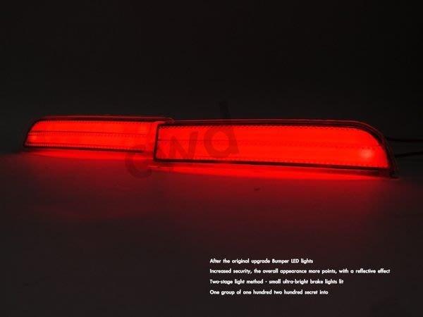 ◇光速LED精品◇TOYOTA  09-12 RAV4 後保險桿反光片 直購750元