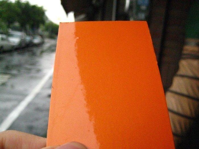 【振通油漆公司】日本 ROCK Lamborghini 藍寶堅尼 烤漆 補漆 珍珠橘0058 3次塗裝 100g