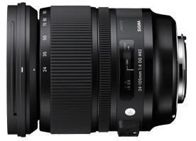 【日產旗艦】全新 Sigma 24-105mm F4 DG OS HSM Art [A] 恆伸公司貨 for Canon