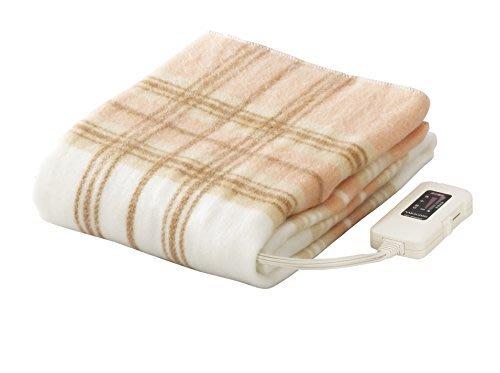 日本製【椙山紡織NAKAGISHI】電熱毛毯/床罩 140×82cm SB-S102