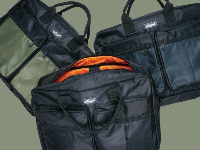 { POISON } MATCHWOOD PROMOTION 2WAY 肩背手提雙用 多功能公事包 防水筆電3C夾層
