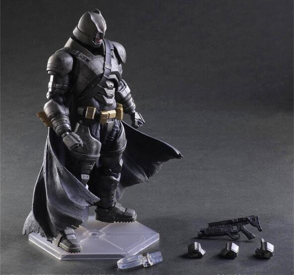 【AVANTER】代購 Play Arts PA改 DC英雄 2代 重裝蝙蝠俠 可動模型 公仔玩具 現貨+預購款