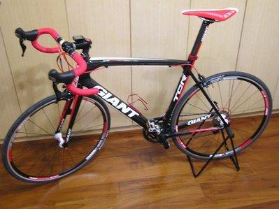 2011 Giant TCR Advanced 3 黑紅 L 號