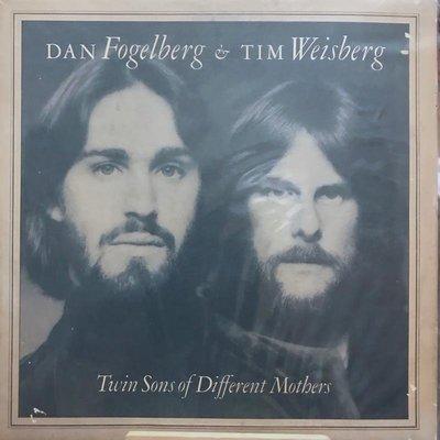 [流行民謠黑膠] Dan Fogelberg & Tim Weisberg – Twin Sons Of Differ