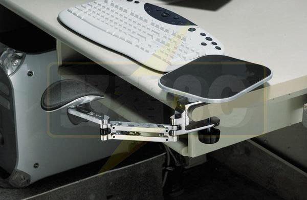 【野豬】 全新 超夯 得力助手 第二代電鍍版 人體工學手臂支撐架~台中可自取
