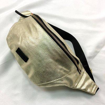 現貨 8425 DK2 金色 搶眼 女腰包 胸包 極度乾燥 潮牌 腰包 透氣 側背包 superdry 印度製