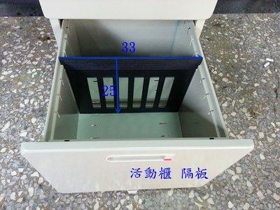 《雪雲小舖》辦公家具之零配件(隔板/筆盒)_辦公桌三層櫃桌下櫃活動櫃鐵櫃